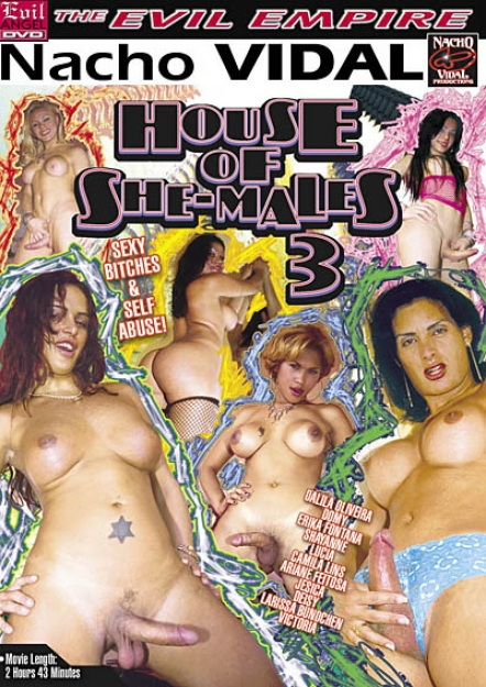 House of She-Males 4 DVD