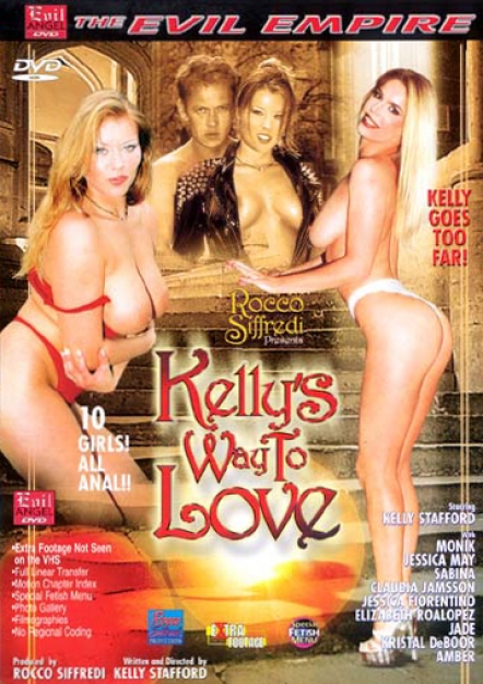 Kelly's Way to Love DVD