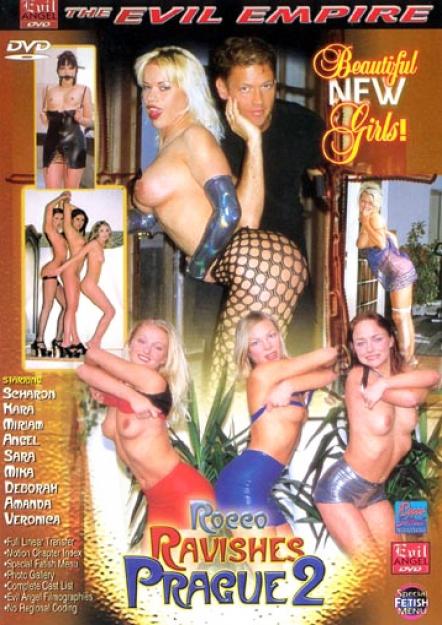 Rocco Ravishes Prague 2 DVD