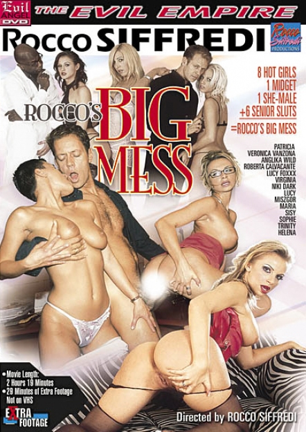 Rocco's Big Mess DVD