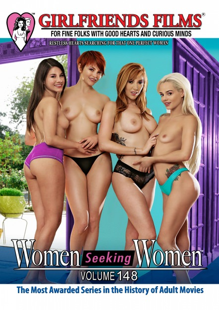Women Seeking Women #148 DVD