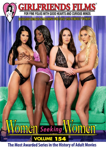 Women Seeking Women #154 DVD