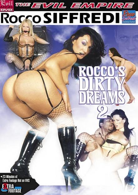 Rocco's Dirty Dreams 2 DVD
