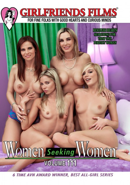 Women Seeking Women #111 DVD