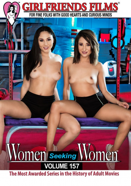 Women Seeking Women #157 DVD