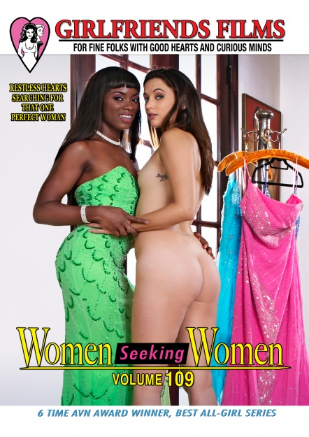 Women Seeking Women #109 DVD