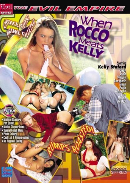 When Rocco Meats Kelly 1 DVD