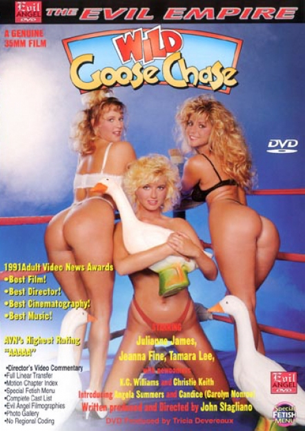 Wild Goose Chase DVD