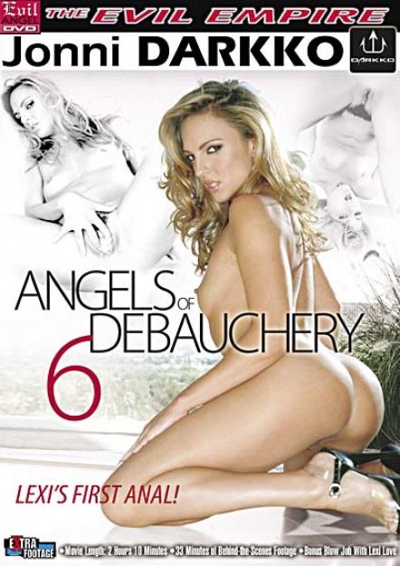 Angels of Debauchery 6 DVD