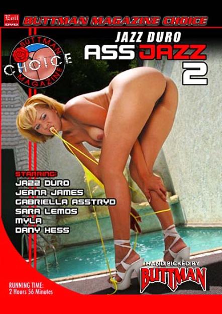 Ass Jazz 2 DVD