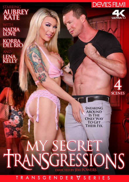 My Secret Transgressions DVD