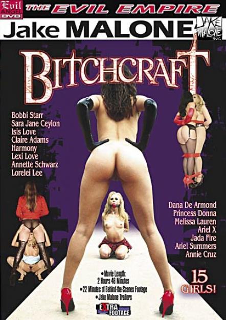 Bitchcraft DVD