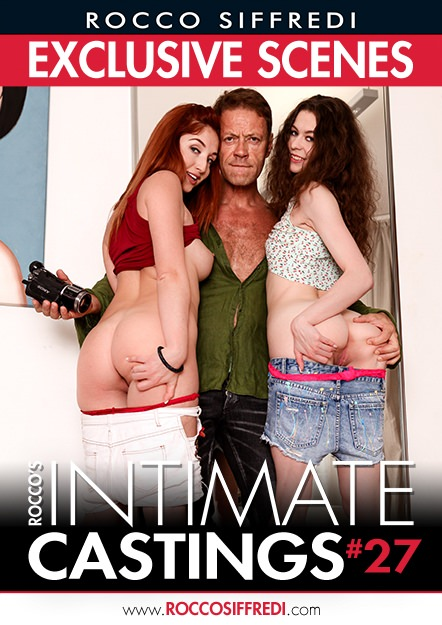 Rocco's Intimate Castings #27 DVD