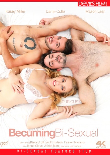 Becuming Bisexual DVD