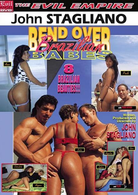 Buttman's Bend Over Brazilian Babes 1 DVD