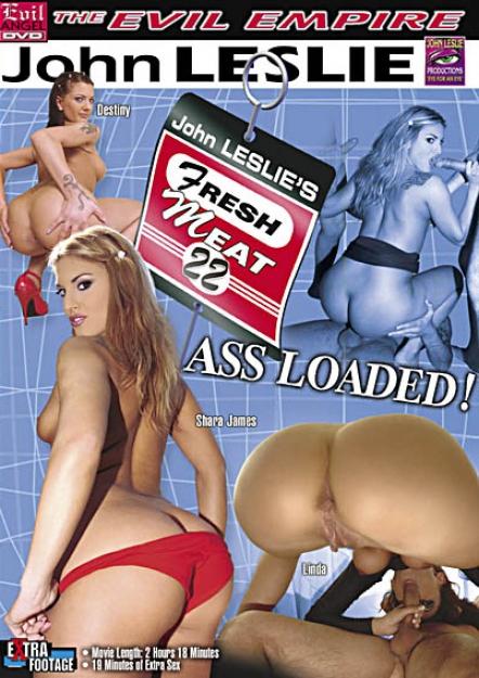 Fresh Meat 22 DVD