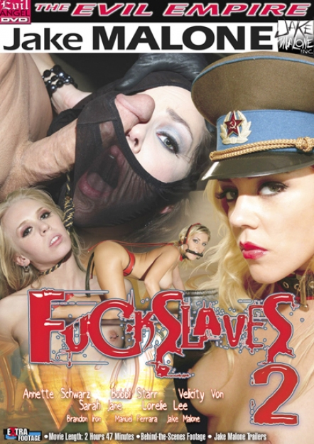 Fuck Slaves 2 DVD