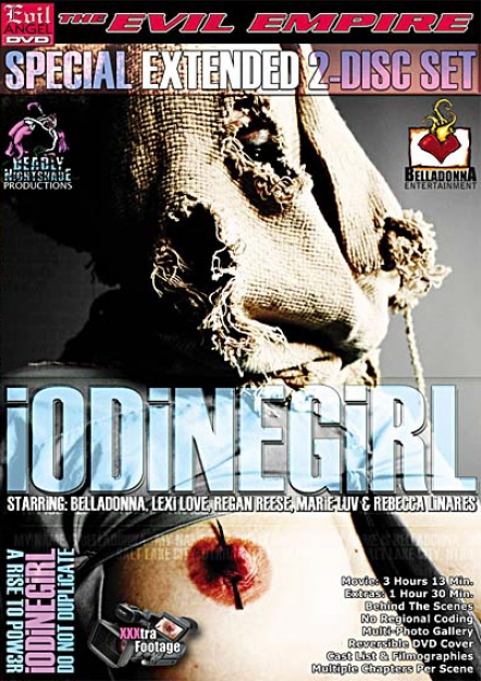 Iodinegirl DVD