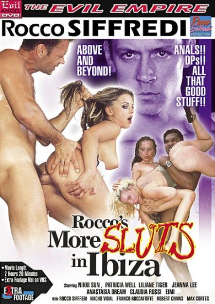 More Sluts in Ibiza DVD
