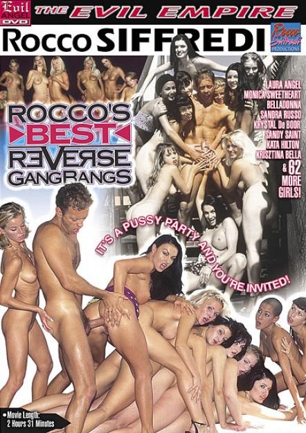 Rocco's Best Reverse Gangbangs DVD