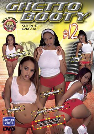 Ghetto Booty #12 DVD