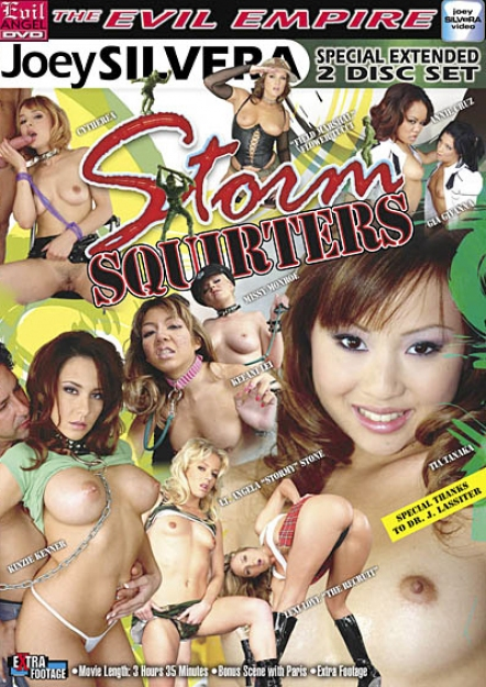 Storm Squirters 1 DVD