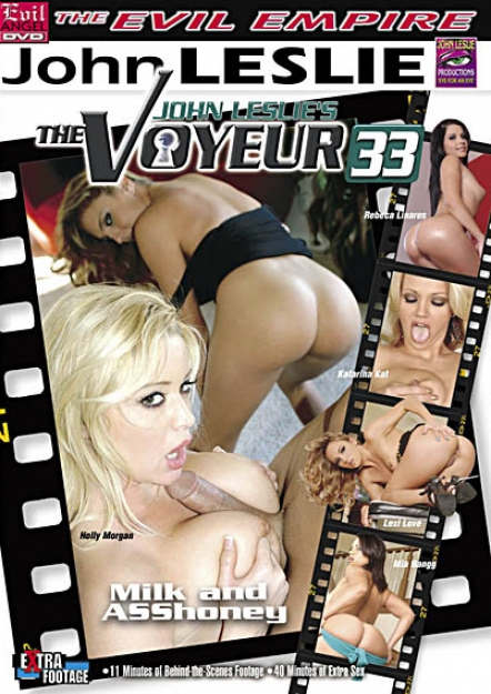 The Voyeur 33 DVD