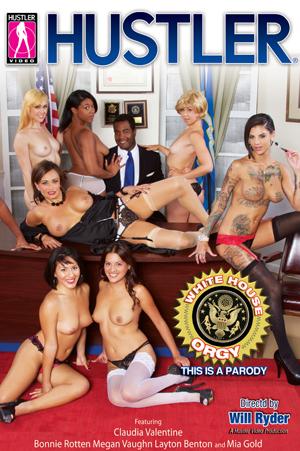 White House Orgy DVD