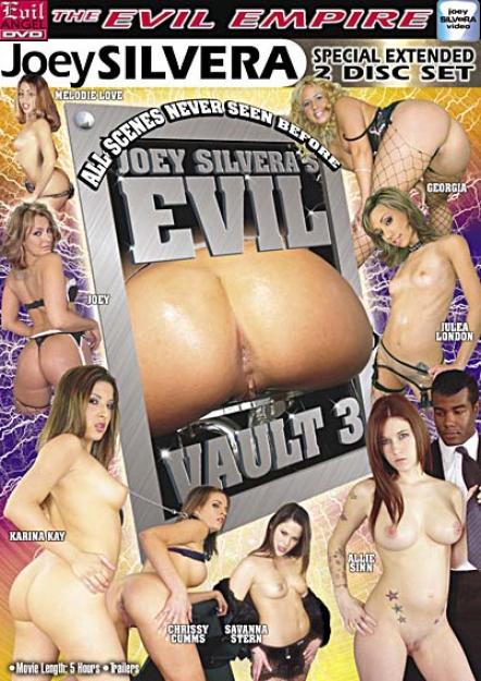 Evil Vault 3 DVD