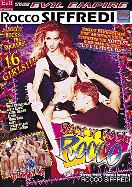 Rock and Roll Rocco 1 DVD