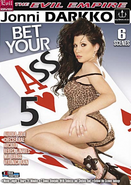 Bet Your Ass 5 DVD
