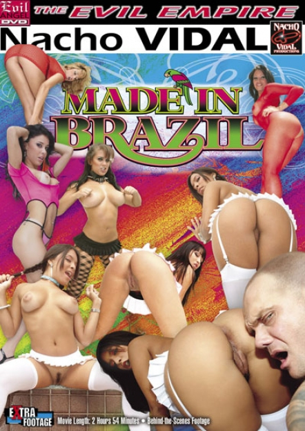 Made In Brazil DVD