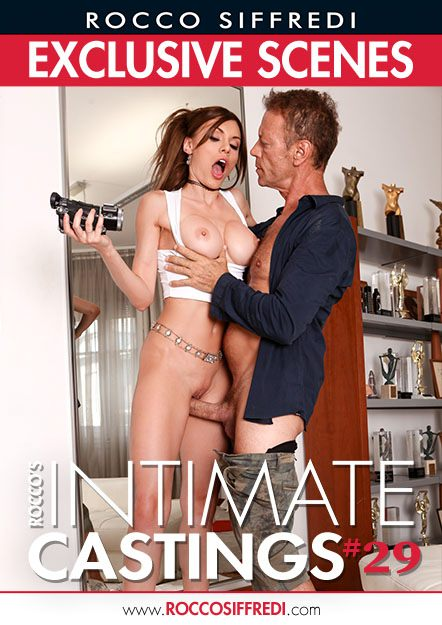 Rocco's Intimate Castings #33 DVD