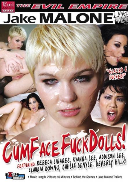 CumFaceFuckDolls DVD
