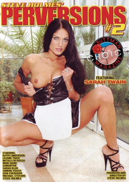 Steve Holmes Perversions #02 DVD