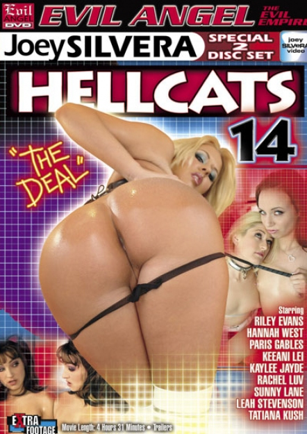 Hellcats 14 DVD