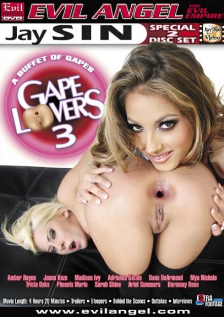 Gape Lovers 3