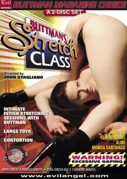 Buttman's Stretch Class