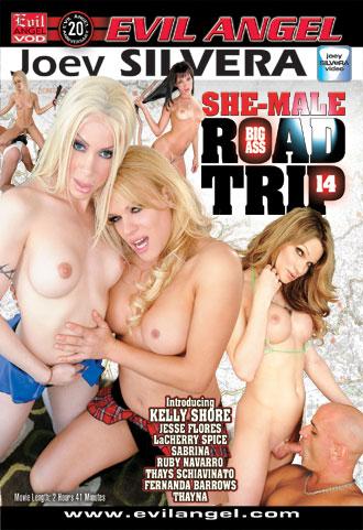 Big Ass She-Male Road Trip #14
