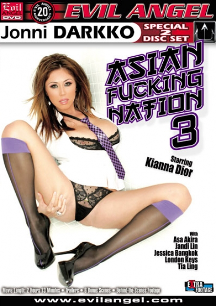 Asian Fucking Nation 3 DVD