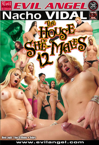 House of She-Males #12 DVD