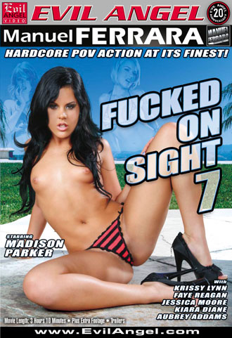 Fucked On Sight #07 DVD