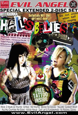 Hell's Belles DVD