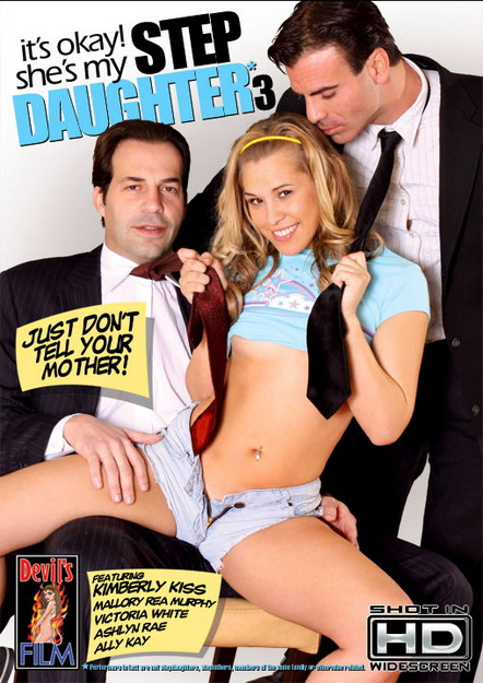 It's Okay She's My Stepdaughter #03 DVD