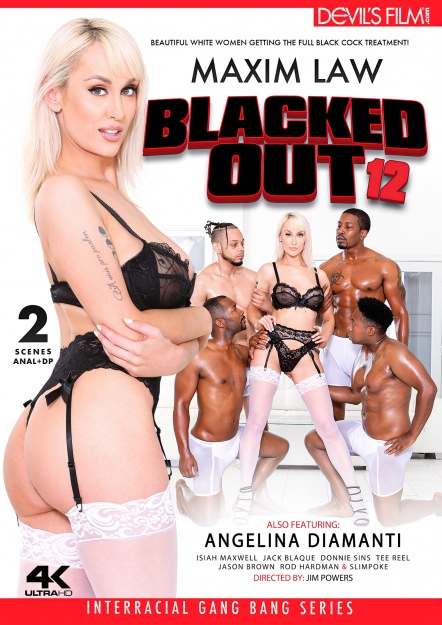 Blacked Out #12 DVD