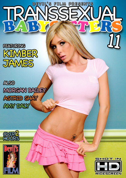 Transsexual Babysitters #11 DVD