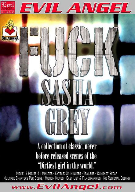 Fuck Sasha Grey DVD