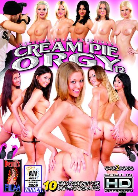 Cream Pie Orgy #12