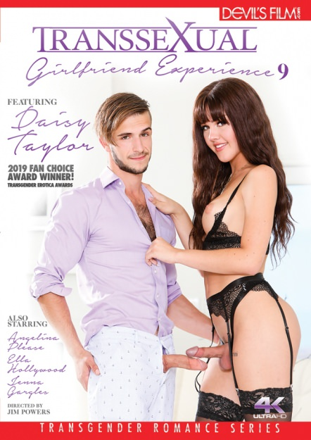 Transsexual Girlfriend Experience #09 DVD