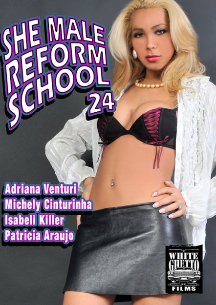 Trans Women Reform School #24 DVD